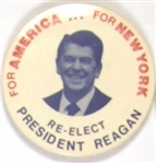 Reagan For America, For New York
