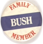 Bush Family Member Rare Celluloid