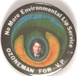 Gore Ozone No More Environmental Lip Service