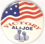 Gore, Al and Joe Victory