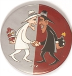 Obama-Romney Spy vs. Spy by Brian Campbell