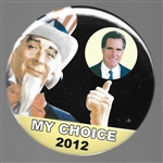 Romney Uncle Sam