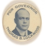 Thomas Lockwood for Governor of New York