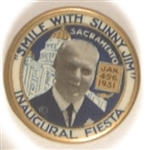 Sunny Jim Rolph for Governor of California