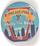 Sanders Philly the Bern