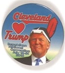 Trump Cleveland Indians GOP Convention