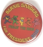 Sanders Feelin the Bern Bears