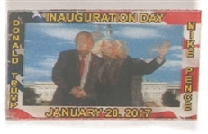 Trump-Pence Inaugural 3-D Flasher