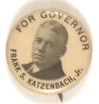 Katzenbach for Governor, New Jersey