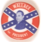 George Wallace Confederate Battle Flag