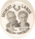 Hass and Cozzini, Socialist Labor Party