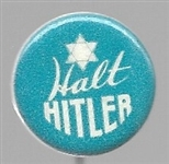 Halt Hitler Star of David