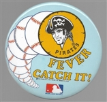 Pittsburgh Pirates Baseball Fever Pin