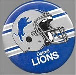 Detroit Lions NFL Football Pin