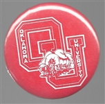 Oklahoma University College Sports Pin