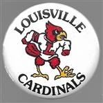 Louisville Cardinals College Sports Pin