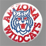 Arizona Wildcats College Sports Pin