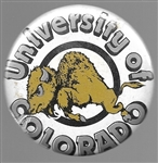 University of Colorado College Sports Pin