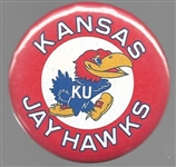 University of Kansas College Sports Pin