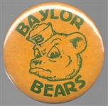 Baylor Bears College Sports Pin