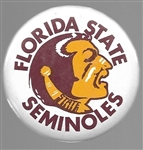 Florida State College Sports Pin