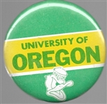 University of Oregon College Sports Pin