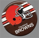 Cleveland Browns Football Pin