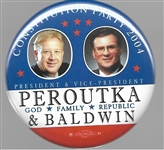 Peroutka, Baldwin Constitution Party