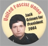 Jack Grimes United Fascist Union