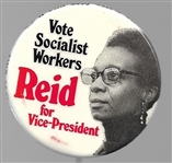 Willie Mae Reid Socialist Workers Party