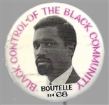 Boutelle Black Control of Black Community