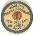 Panama Exposition, New Orleans