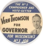 Vern Thompson for Governor, Wisconsin