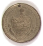 South Dakota 1889 Prohibition Medal