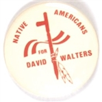 Native Americans for David Walters