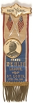 New York McKinley League Ribbon, 1896 Convention