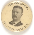 Col. Theo. Roosevelt for Governor of New York