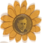 Landon Notification Day Pin and Sunflower