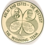 Adlai and Estes the Bestest, Winning Team
