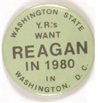 Washington State Young Republicans for Reagan