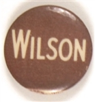 Wilson Red and White Celluloid