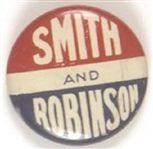 Smith-Robinson Red, White, Blue Litho