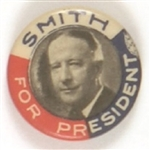 Al Smith for President Picture Pin