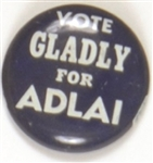 Vote Gladly for Adlai