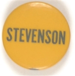 Stevenson Blue and Yellow Celluloid