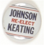 Johnson-Keating New York Split Ticket