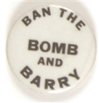 Ban the Bomb and Barry