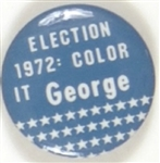 Color it George McGovern