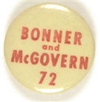 Bonner and McGovern in 1972