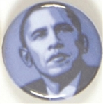 Obama Blue Smaller Size Pin